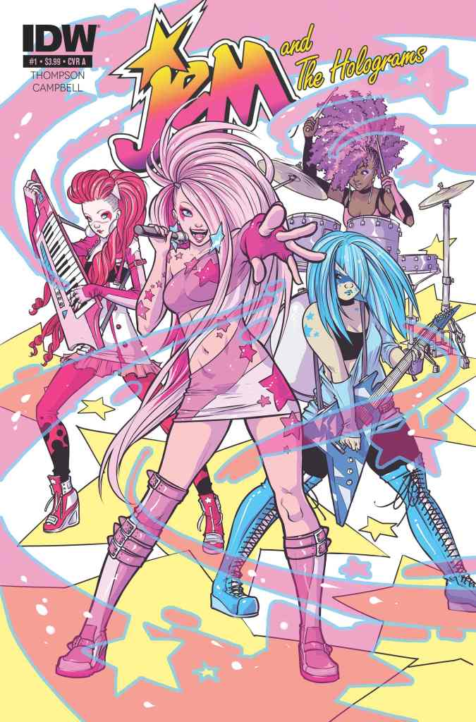 Why I Will Not Be Seeing the Jem and the Holograms Movie