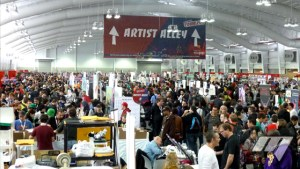 New-York-Comic-Con-Day-3-Artist-Alley