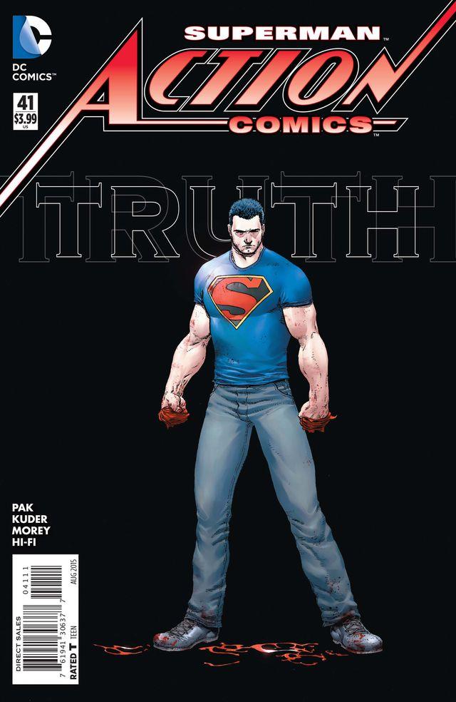 Action Comics #41 REVIEW - A New Era of Super!