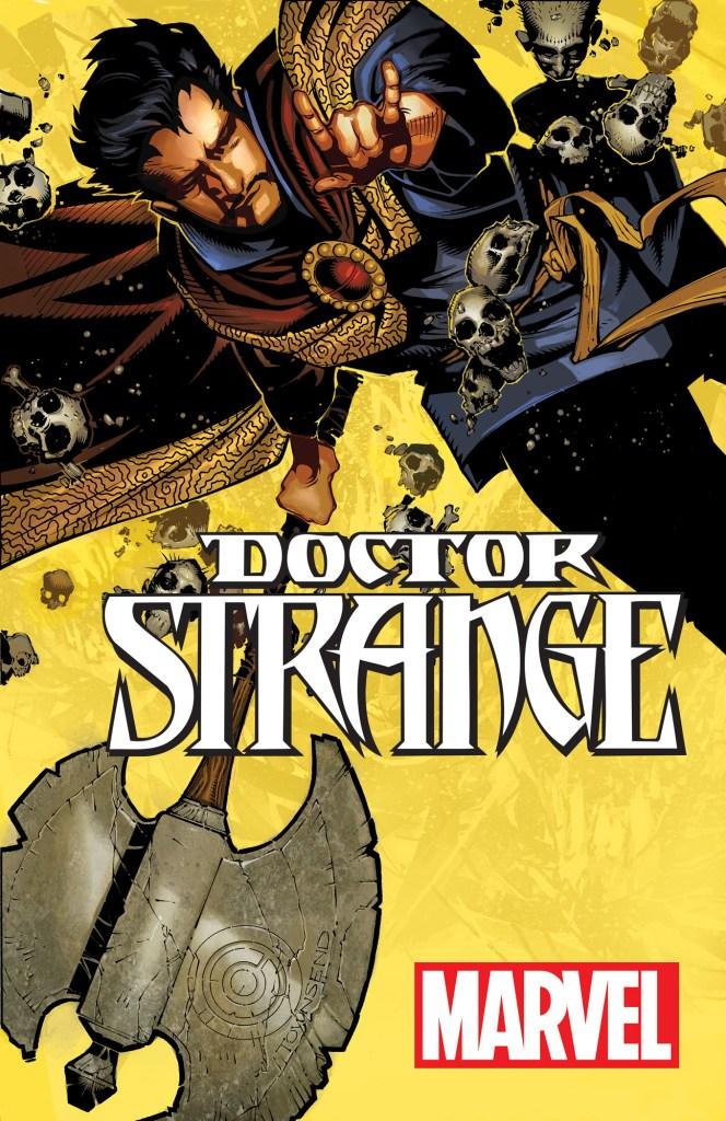 Doctor Strange #1 Fall 2015!