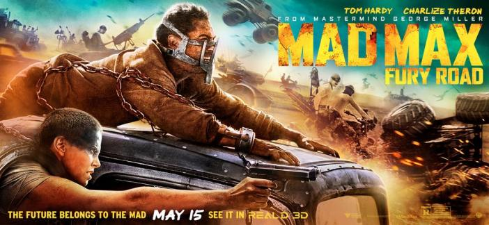 "3 Furious Fans, 1 Film: a review of ""Mad Max: Fury Road"""