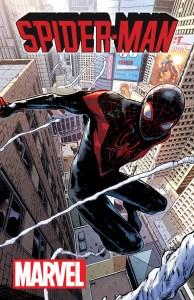 Miles Morales - SPIDER-MAN #1 - Fall 2015!