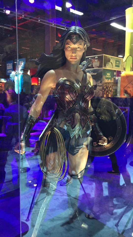 A WONDERful Look at Wonder Woman - Licensing Expo 2015