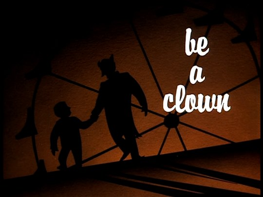 """Be A Clown"" - Another Hit Batman Animated Series Episode"