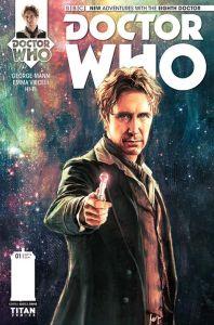 Titan Comics Announces an Eighth Doctor Miniseries!