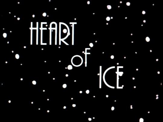 Heart Of Ice - YouTube