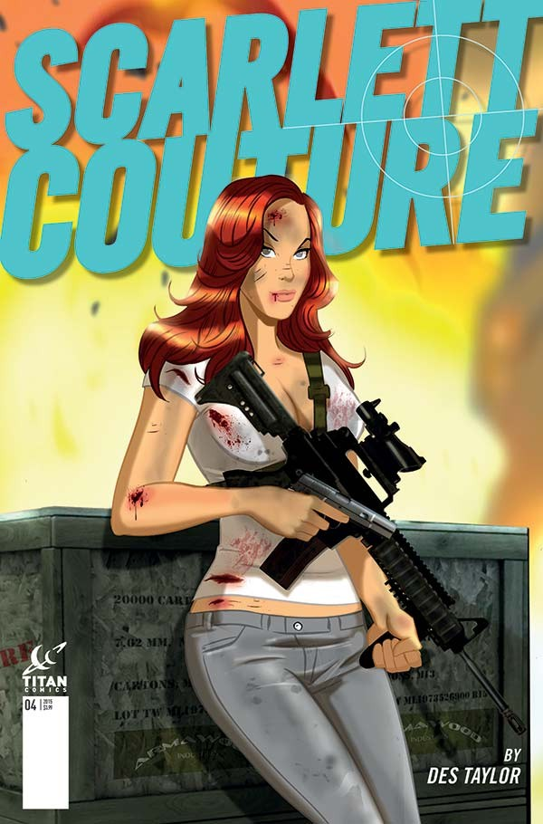 Scarlett Couture Issue 4 - The Must Read!