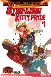 Star-Lord and Kitty Pryde #1 Because Comics Should be Fun!