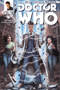Tenth Doctor #13 Hooks You In