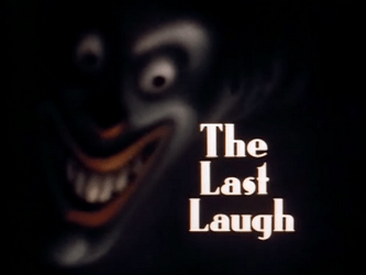 "Batman: The Animated Series ""The Last Laugh"""
