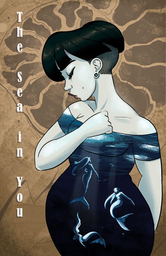 The Sea in You... A Captivating Webcomic