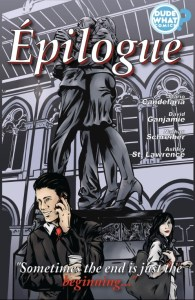 Épilogue - A Love Story - ComiXology August 12