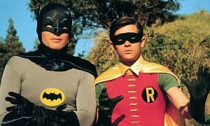 Did Batman's Tv Image Hurt the Dark Knight?