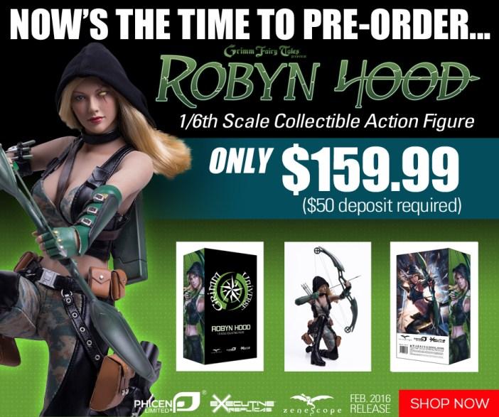 RobynHoodFigurePre-order