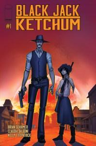 Image Brings Us A Surreal Western - Black Jack Ketchum!