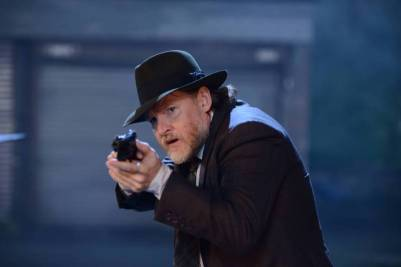 GOTHAM: L-R: Donal Logue in the ÒRise of the Villains: ScarificationÓ episode of GOTHAM airing Monday, Oct. 19 (8:00-9:00 PM ET/PT) on FOX. ©2015 Fox Broadcasting Co. Cr: FOX.