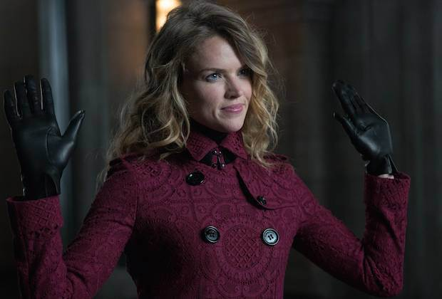 "GOTHAM: L-R: Erin Richards in the ""Rise of the Villains: Tonight's the Night"" episode of GOTHAM airing Monday, Nov. 9 (8:00-9:00 PM ET/PT) on FOX. ©2015 Fox Broadcasting Co. Cr: Nicole Rivelli/FOX."
