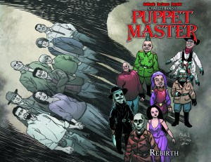 The Puppet Master Rebirth Trade Creeps into Shops!