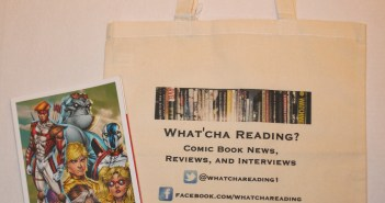 Comic and Tote Bag Giveaway! YOUNGBLOOD Volume 1!