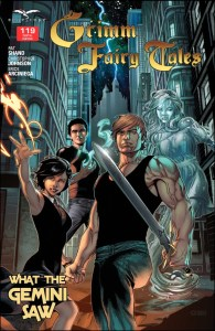 Grimm Fairy Tales #119 - Engaging Plot & Fun Characters