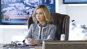 """Bizarro"" --Kara grows closer with Cat's (Calista Flockhart) son, Adam, on SUPERGIRL, Monday, Feb. 1 (8:00-9:00 PM) on the CBS Television Network. Photo: Monty Brinton/CBS ©2015 CBS Broadcasting, Inc. All Rights Reserved"
