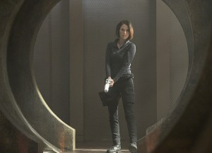 """For The Girl Who Has Everything"" -- Kara's friends must find a way to save her life when a parasitic alien attaches itself to her and traps her in a dream world where her family is alive and her home planet was never destroyed. Also, Alex, (Chyler Leigh, pictured) Hank and the DEO must fend off a Kryptonian attack while Kara is out of commission, on SUPERGIRL, Monday, Feb. 8 (8:00-9:00 PM, ET) on the CBS Television Network. Photo: Darren Michaels/Warner Bros. Entertainment Inc. © 2016 WBEI. All rights reserved."
