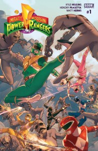 Mighty Morphin' Power Rangers #1 - Preview Review