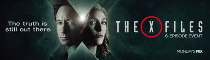 X-Files Monday - Season Finale on FOX