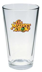 MuppetShowPintGlass
