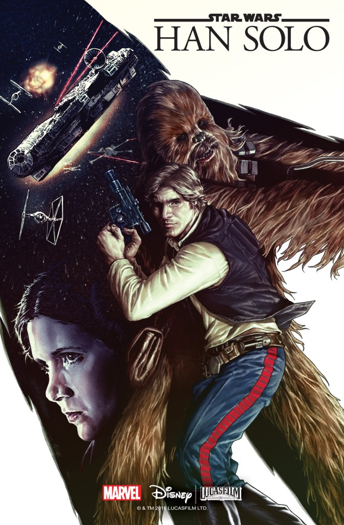 STAR WARS: HAN SOLO Limited Series Coming in June!