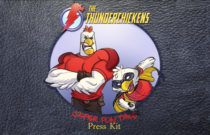 The Thunderchickens! This time it's for real!