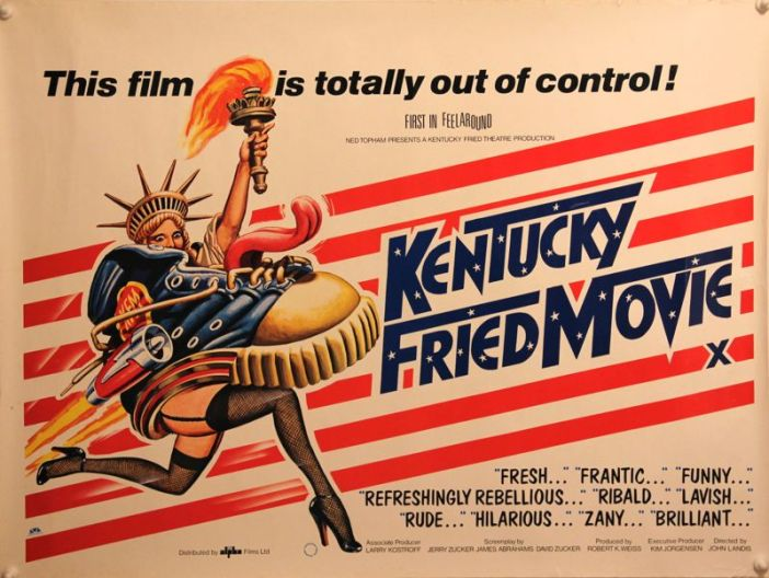 SHOUT FACTORY STREAMS 1970's KENTUCKY FRIED MOVIE!