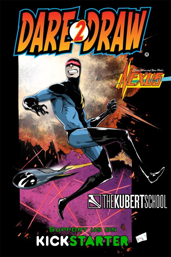 The Dare2Draw Nexus Anthology