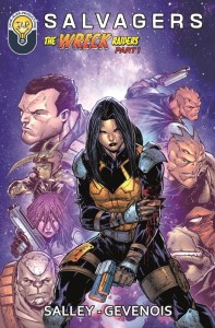 Salvagers: The Wreck Raiders Part 1
