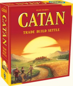 Boter - Board Games For Adults - Catan