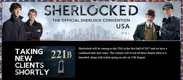 SHERLOCKED USA