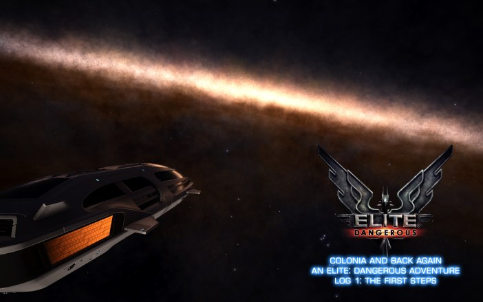 Elite: Dangerous Adventure