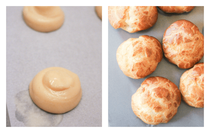 Choux Pastry Step by Step | What Charlotte Baked