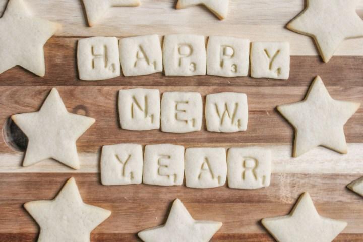 Vanilla Sugar Cookies | What Charlotte Baked