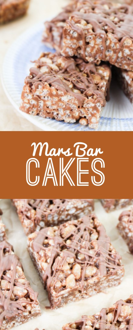 Mars Bar Cake | What Charlotte Baked
