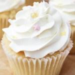 White Vanilla Cupcakes