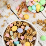 Lucky Charms Granola (with Honey & Almonds)