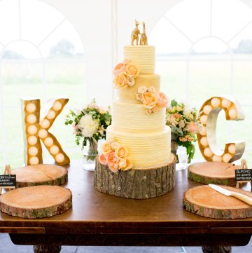 Wedding Cake | What Charlotte Baked