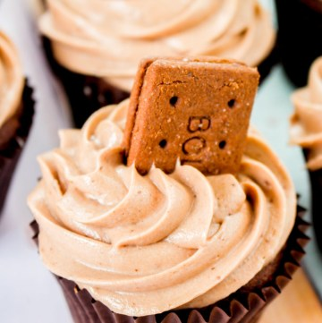 Chocolate Bourbon Cupcakes   What Charlotte Baked