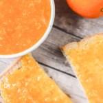 Clementine & Prosecco Jam