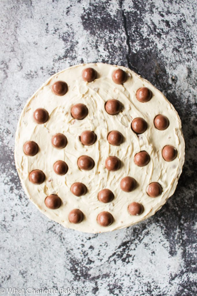 Maltesers Cheesecake recipe | What Charlotte Baked