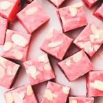 Cherry Amaretto Fudge