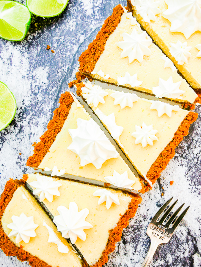 Key Lime Pie recipe   What Charlotte Baked