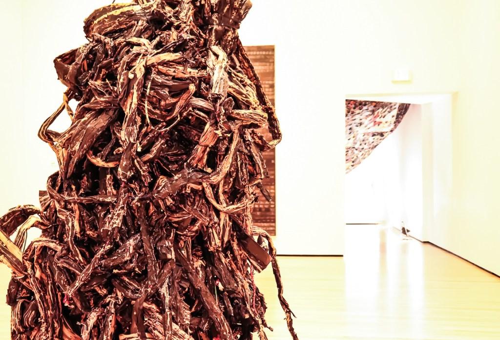 Mark Bradford's 'Medusa'