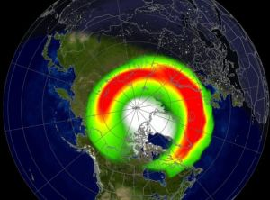 aurora forecast map 2015-06-22